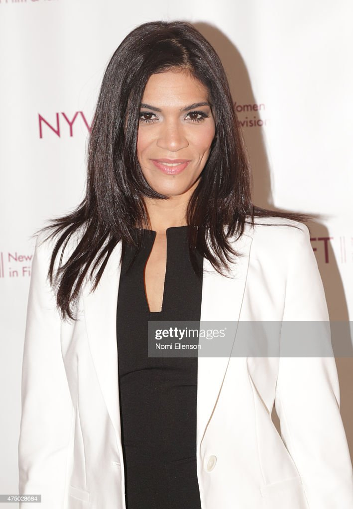 Laura Gomez attends the 2015 New York Women in Film & Television Designing Women Awards Gala at Scholastic Auditorium on May 28, 2015 in New York City.