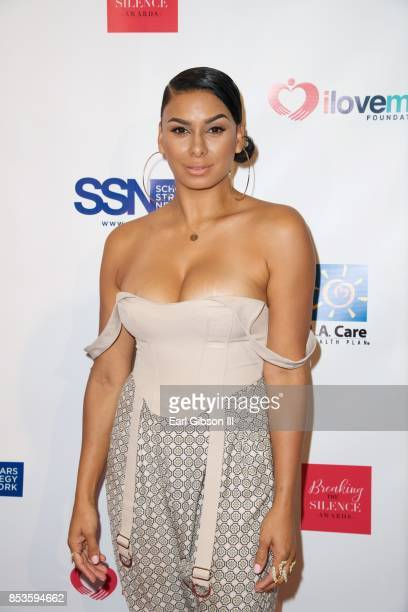 Laura Govan attends Breaking The Silence Awards on September 24 2017 in Santa Monica California