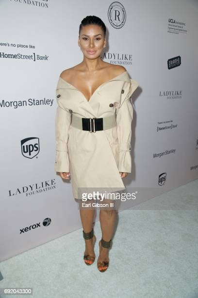 Laura Govan attends the Ladylike Foundation's 9th Annual Women Of Excellence at The Beverly Hilton Hotel on June 3 2017 in Beverly Hills California
