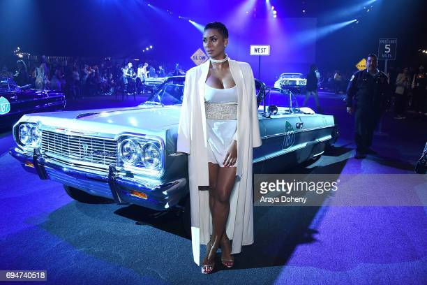 Laura Govan attends the MADE Los Angeles Wiz Khalifa And Taylor Gang at LA Live on June 10 2017 in Los Angeles California