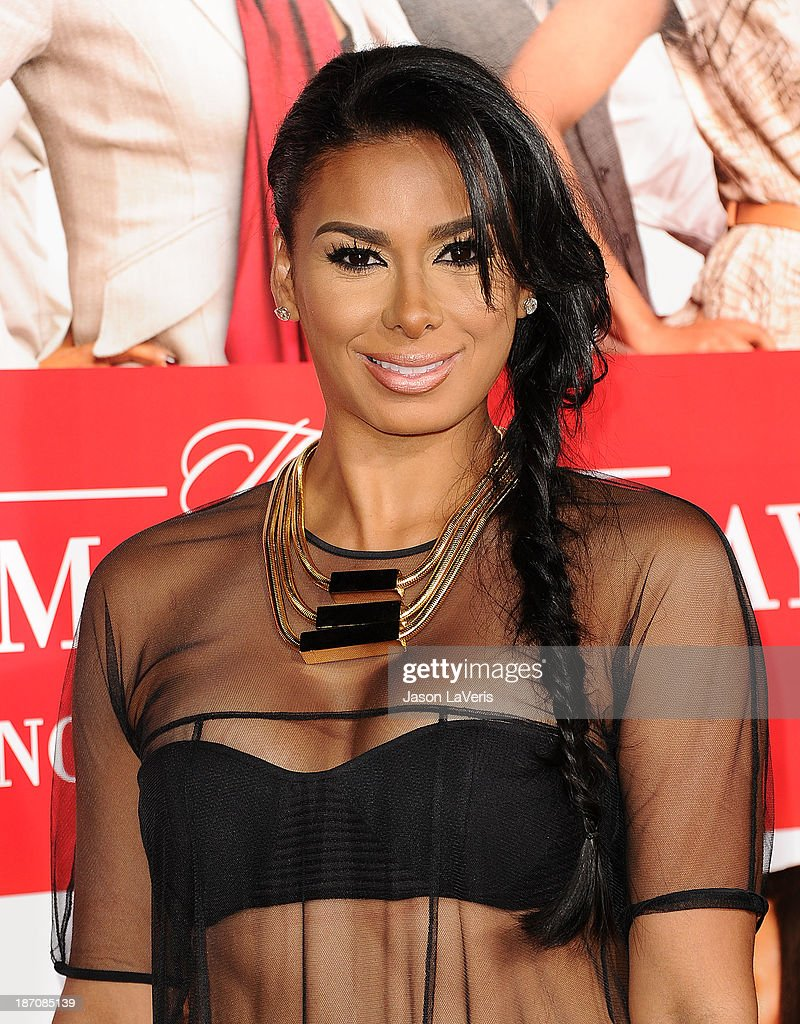 Laura Govan attends the premiere of 'The Best Man Holiday' at TCL Chinese Theatre on November 5, 2013 in Hollywood, California.