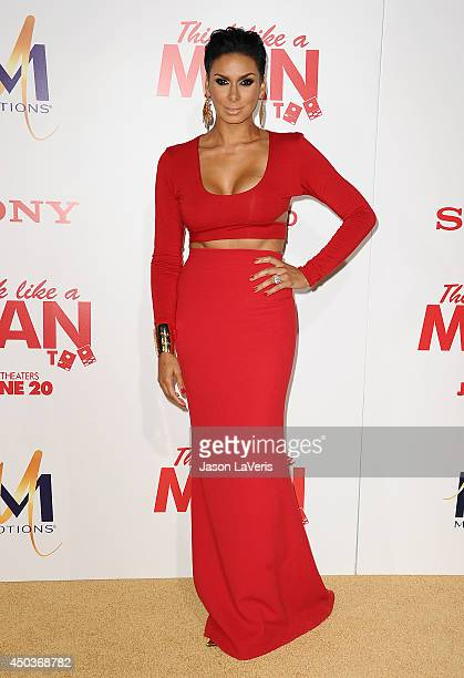 Laura Govan attends the premiere of 'Think Like A Man Too' at TCL Chinese Theatre on June 9 2014 in Hollywood California