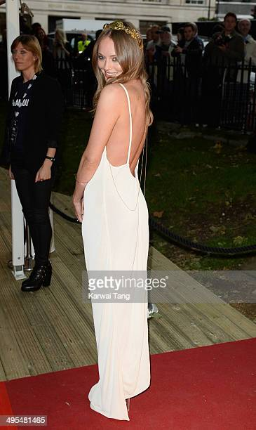 Laura Haddock attends the Glamour Women of the Year Awards at Berkeley Square Gardens on June 3 2014 in London England
