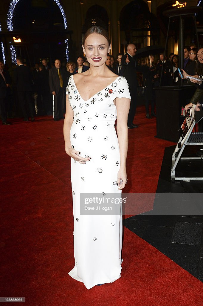 Mockingjay Part 2 - UK Premiere at Odeon Leicester Square on November 5, 2015 in London, England.