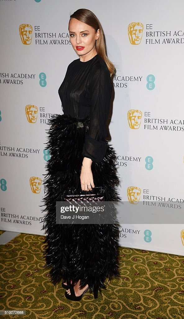 <a gi-track='captionPersonalityLinkClicked' href=/galleries/search?phrase=Laura+Haddock&family=editorial&specificpeople=4949007 ng-click='$event.stopPropagation()'>Laura Haddock</a> attends the official After Party Dinner for the EE British Academy Film Awards at The Grosvenor House Hotel on February 14, 2016 in London, England.