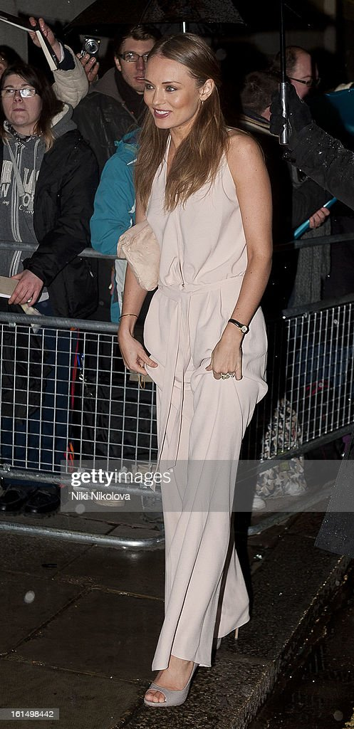 <a gi-track='captionPersonalityLinkClicked' href=/galleries/search?phrase=Laura+Haddock&family=editorial&specificpeople=4949007 ng-click='$event.stopPropagation()'>Laura Haddock</a> sighting on February 11, 2013 in London, England.