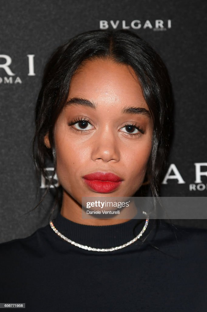 laura harrier hbo