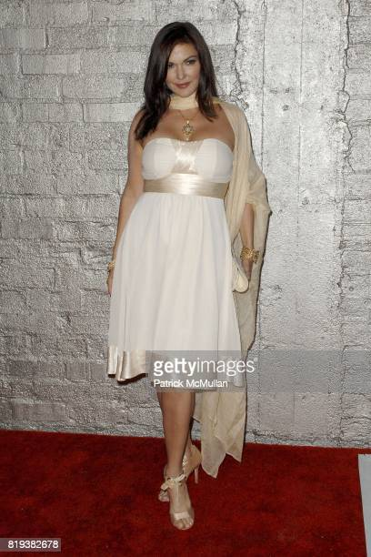 Laura Harring attends STAR MAGAZINE CELEBRATES YOUNG HOLLYWOOD at Voyeur on March 31 2010 in West Hollywood California