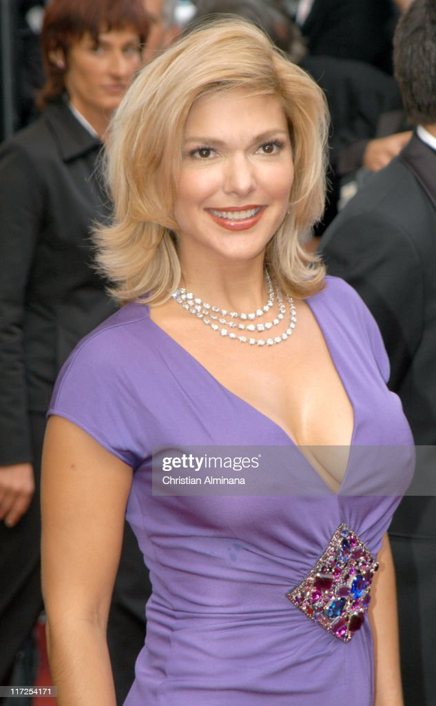 <a gi-track='captionPersonalityLinkClicked' href=/galleries/search?phrase=Laura+Harring&family=editorial&specificpeople=203249 ng-click='$event.stopPropagation()'>Laura Harring</a> during 2005 Cannes Film Festival - Where the Truth Lies Premiere at Palais des Festival in Cannes, France.