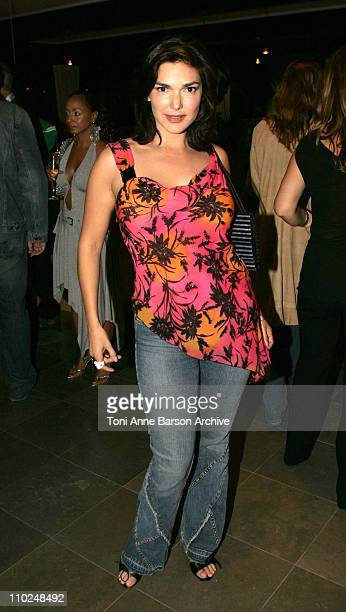 Laura Harring during 2005 World Music Awards PreParty Hosted by WhiteBoycom at Private Residence in Los Angeles Ca United States