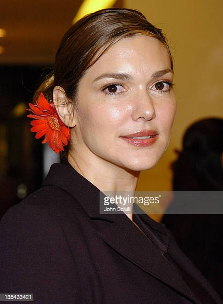 Laura Harring during Chanel's Special Premiere Screening of 'No5 The Film' at Chanel Boutique in Beverly Hills California United States