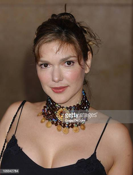Laura Harring during 'The Ten Commandments' Opening Night at Kodak Theatre in Los Angeles CA United States