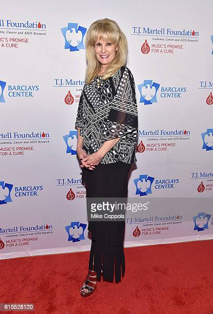Laura Heatherly attends TJ Martell Foundation's 41st Annual Honors Gala at Gustavino's on October 18 2016 in New York City