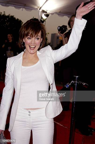 Laura Innes arrives at the 28th Annual People's Choice Awards at the Pasadena Civic Auditorium in Pasadena California