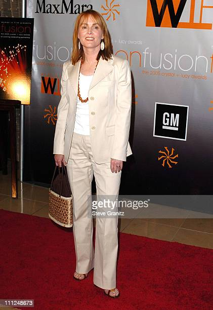 Laura Innes during 2005 Women In Film Crystal Lucy Awards Arrivals in Beverly Hills California United States