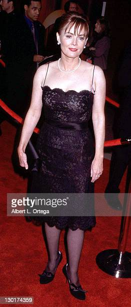 Laura Innes during 53rd Annual Primetime Emmy Awards Arrivals at Shubert Theater in Century City California United States