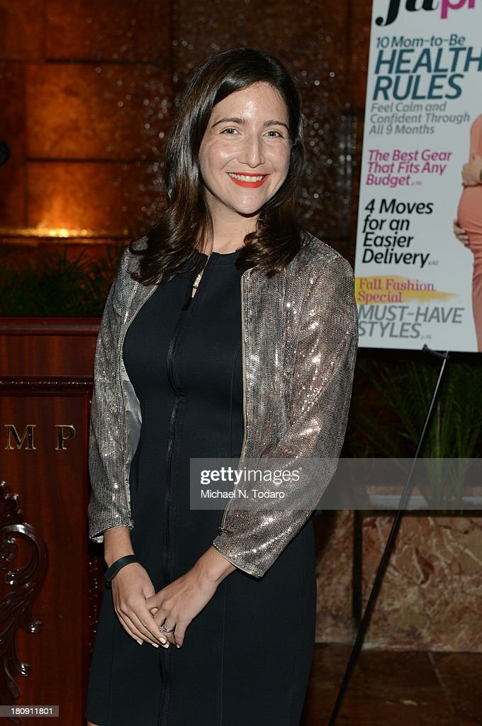 Laura Kalehoff attends the Fit Pregnancy Ivanka Trump Cover Party at Trump Tower Atrium on September 17, 2013 in New York City.