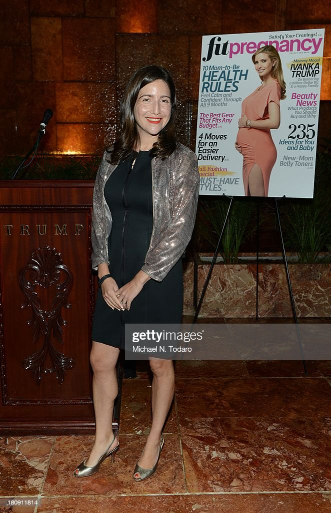 Laura Kalehoff attends the Fit Pregnancy <a gi-track='captionPersonalityLinkClicked' href=/galleries/search?phrase=Ivanka+Trump&family=editorial&specificpeople=159375 ng-click='$event.stopPropagation()'>Ivanka Trump</a> Cover Party at Trump Tower Atrium on September 17, 2013 in New York City.