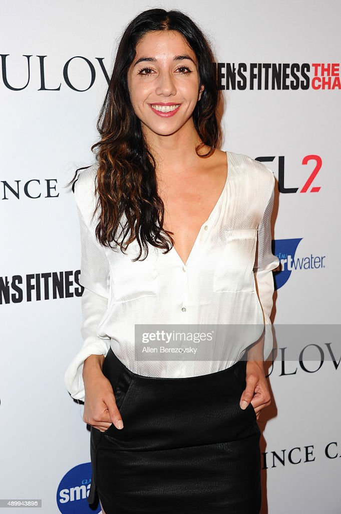 Laura Kisan attends Men's Fitness Magazine Hosts Annual 'Game Changers' Celebration at Palihouse on September 24, 2015 in West Hollywood, California.