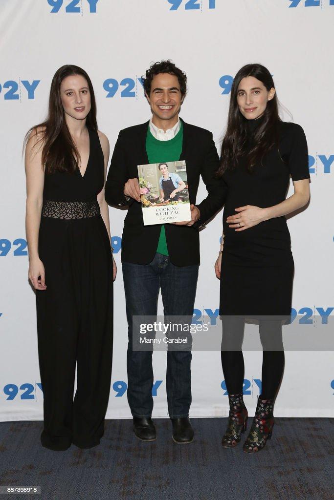 Laura Kosann, Zac Posen and Danielle Kosann attend 92nd Street Y presents Zac Posen in conversation with Danielle and Laura Kosann at 92nd Street Y on December 6, 2017 in New York City.