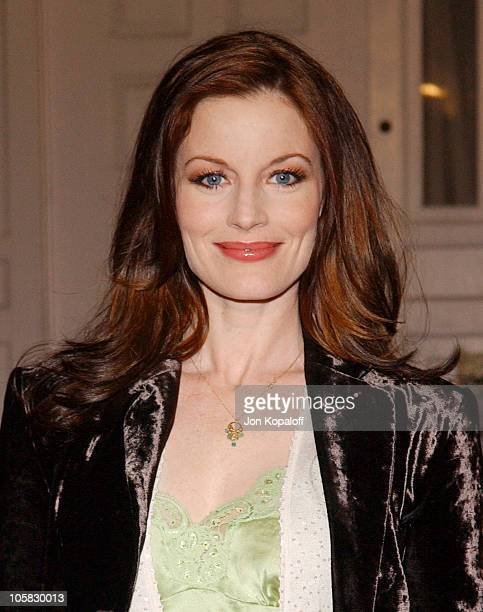 Laura Leighton during 2005 ABC Winter Press Tour Party Arrivals at Universal Studios in Universal City California United States