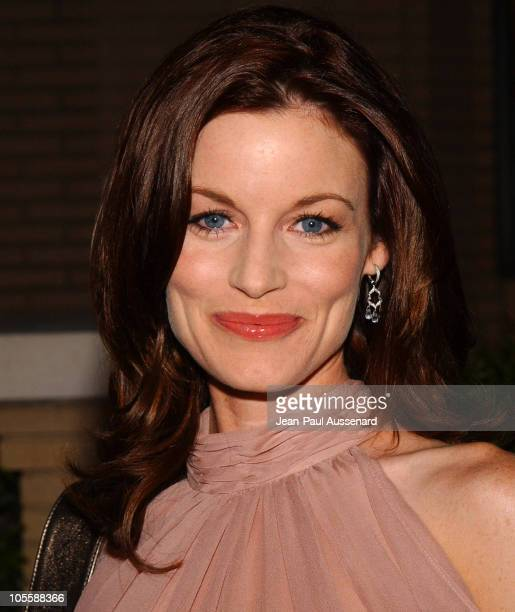 Laura Leighton during 'Desperate Housewives' Series Premiere Party Arrivals at Barney's in Beverly Hills California United States