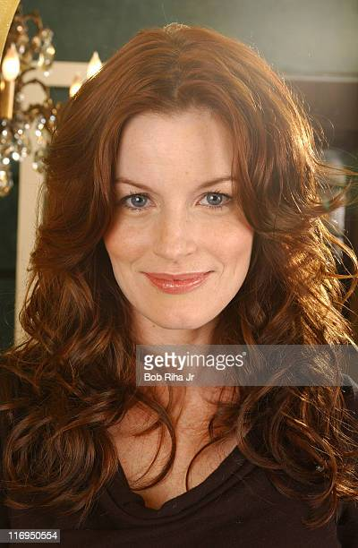 Laura Leighton during Laura Leighton and Doug Savant Photo Session March 9 2005 in Los Angeles California United States