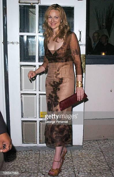 Laura Linney during 2004 Toronto International Film Festival ICM/Club Monaco/MacIDeas Party at Adriatico in Toronto Ontario Canada