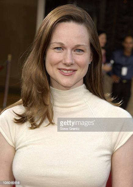 Laura Linney during 'K19 The Widowmaker' Premiere at Mann Village Theatre in Westwood California United States