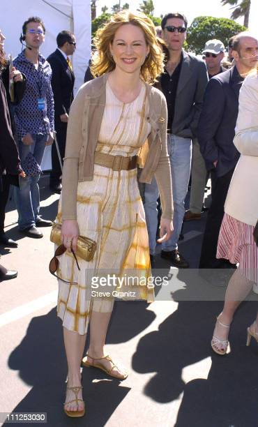 Laura Linney during The 19th Annual IFP Independent Spirit Awards Arrivals at Santa Monica Pier in Santa Monica California United States