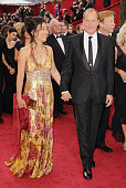 Laura Louie and actor Woody Harrelson arrive at the 82nd Annual Academy Awards held at Kodak Theatre on March 7 2010 in Hollywood California