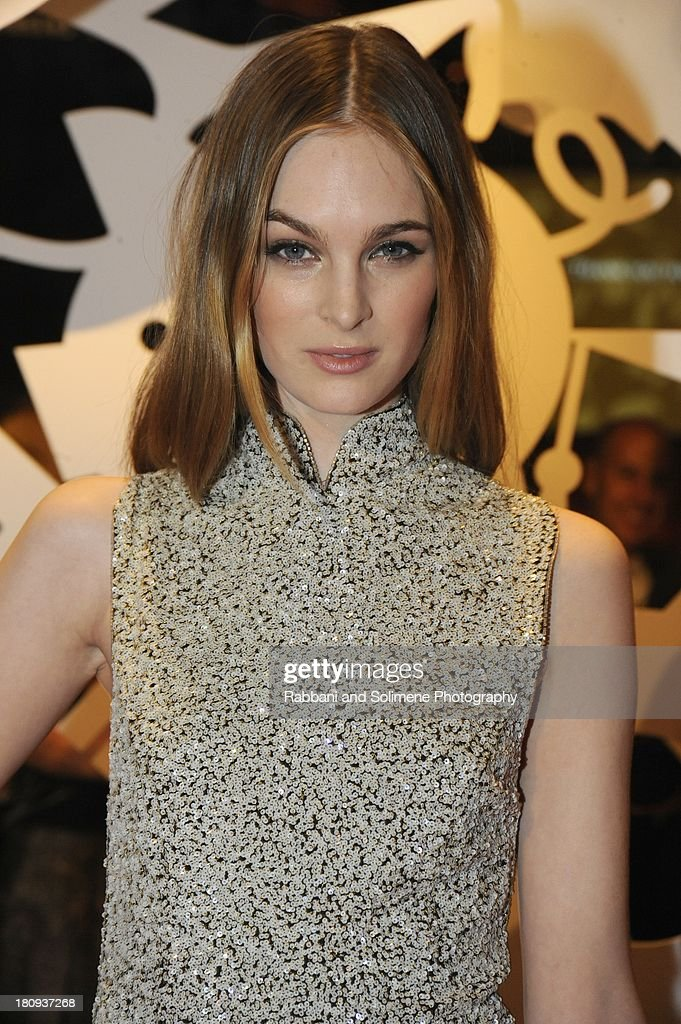 Laura Love attends New Yorkers For Children Presents 14th Annual Fall Gala benefiting youth in foster care at Cipriani 42nd Street on September 17, 2013 in New York City.
