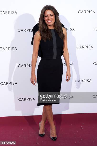 Laura Madrueno attends Carpisa photocall presentation at the Italian Embassy on May 9 2017 in Madrid Spain