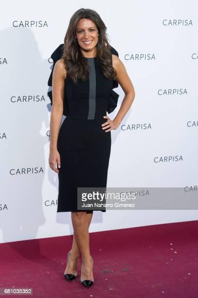 Laura Madrueno attends Carpisa presentation at Italian Embassy on May 9 2017 in Madrid Spain