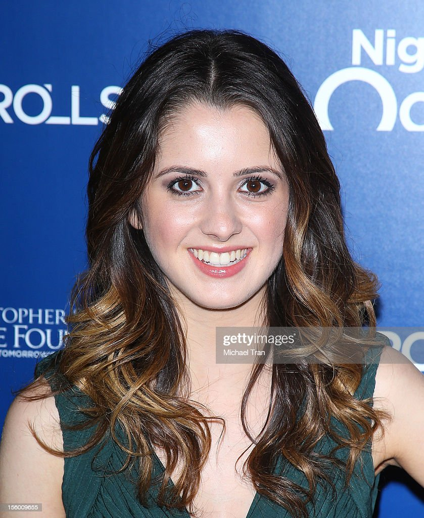 Laura Marano arrives at The Life Rolls On Foundation's 9th Annual Night By The Ocean held at The Ritz-Carlton on November 10, 2012 in Marina del Rey, California.