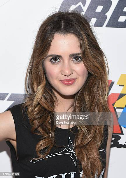 Laura Marano attends the 1035 KTU's KTUphoria 2015 Arrivals at Nikon at Jones Beach Theater on May 31 2015 in Wantagh New York