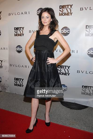 Laura Margolis attends BVLGARI Presents the Premiere Event For 'Dirty Sexy Money' at Paramount Theatre on September 23 2007 in Los Angeles CA