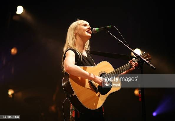 Laura Marling performs at Southampton Guildhall on March 14 2012 in Southampton England