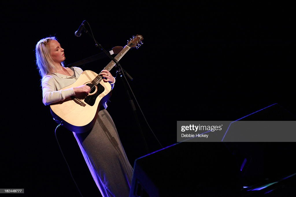 Laura Marling performs at The Olympia on September 29, 2013 in Dublin, Ireland.
