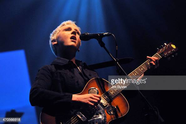 Laura Marling performs live on stage at Queen Elizabeth Hall on April 21 2015 in London United Kingdom