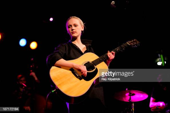 Laura Marling performs on stage at Stanley Theatre on November 27 2010 in Liverpool England