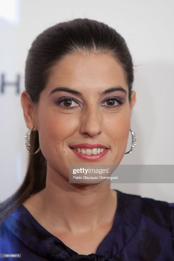 Laura Martinez attends 'As Del Deporte' Awards 2012 at The Westin Palace Hotel on December 10, 2012 in Madrid, Spain.