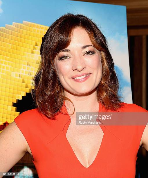 Laura Michelle Kelly attends a Dinner Honoring The Women Of 'Pixels' at Upland on July 20 2015 in New York City