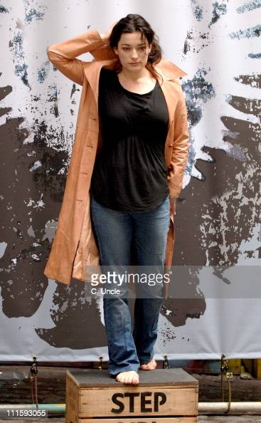 Laura Michelle Kelly during Daniel Bedingfield London Photocall March 30 2006 in London Great Britain