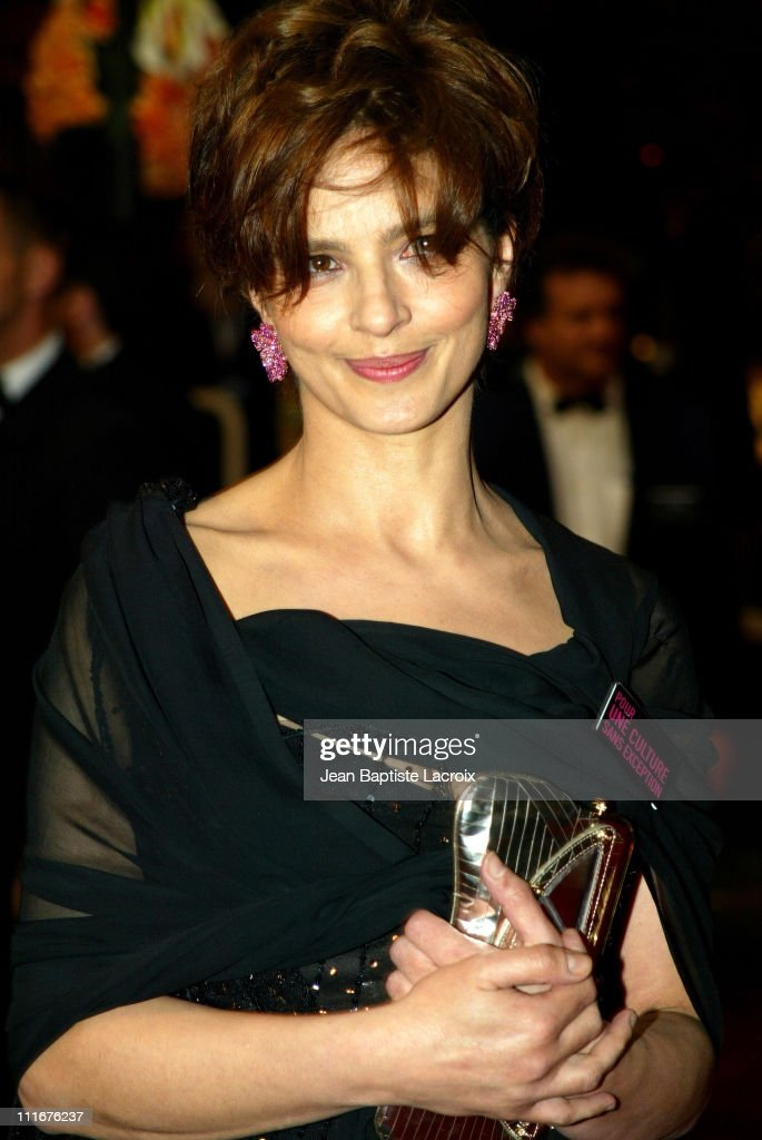Laura Morante during 2004 Cannes Film Festival 'The Consequences Of Love' Premiere at Palais des Festivals in Cannes France