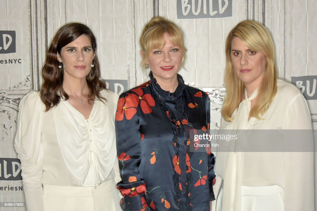 "Build Presents Kirsten Dunst, Kate & Laura Mulleavy Discussing ""Woodshock"""