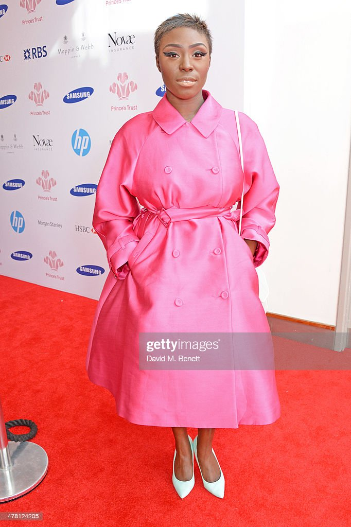 <a gi-track='captionPersonalityLinkClicked' href=/galleries/search?phrase=Laura+Mvula&family=editorial&specificpeople=10006726 ng-click='$event.stopPropagation()'>Laura Mvula</a> attends The Prince's Trust & Samsung Celebrate Success Awards at Odeon Leicester Square on March 12, 2014 in London, England.
