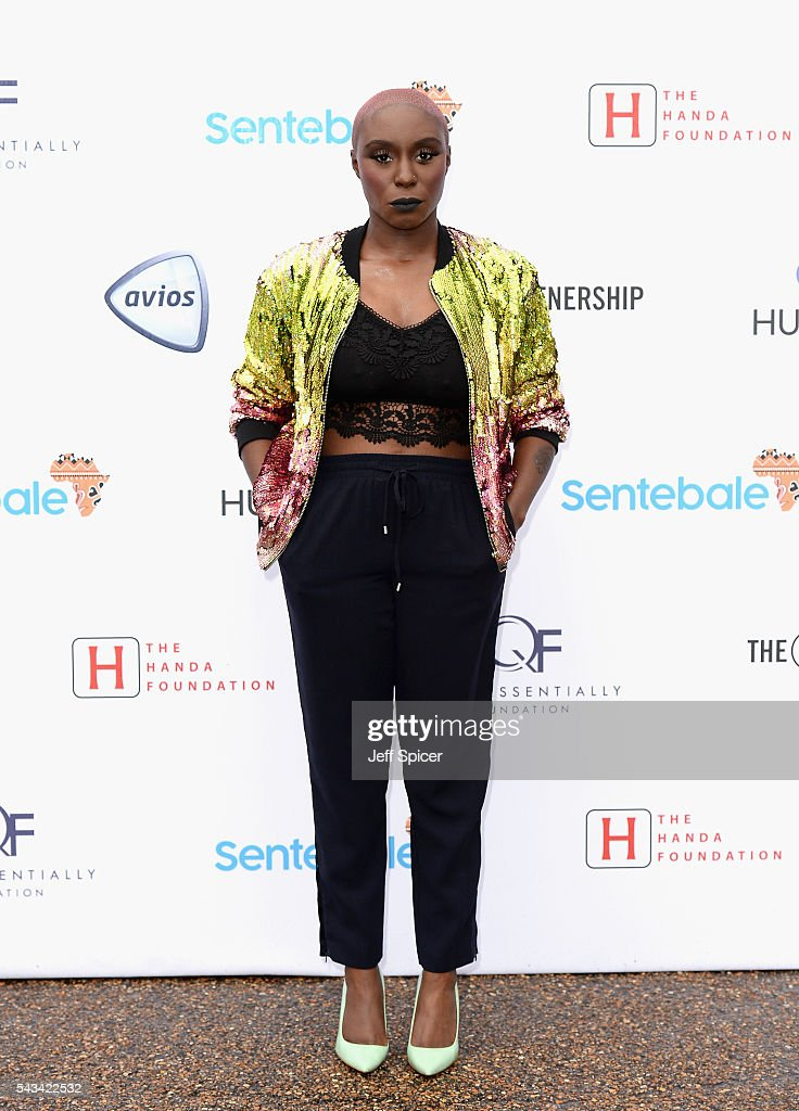 <a gi-track='captionPersonalityLinkClicked' href=/galleries/search?phrase=Laura+Mvula&family=editorial&specificpeople=10006726 ng-click='$event.stopPropagation()'>Laura Mvula</a> attends the Sentebale Concert at Kensington Palace on June 28, 2016 in London, England. Sentebale was founded by Prince Harry and Prince Seeiso of Lesotho over ten years ago. It helps the vulnerable and HIV positive children of Lesotho and Botswana.