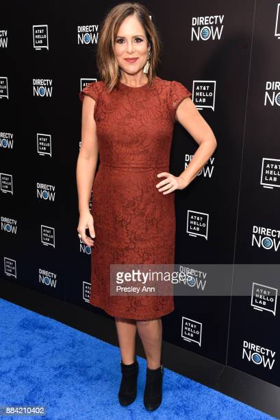 Laura Niemi attends ATT Hello Lab's Mentorship Program Debuts Five Short Films Red Carpet at Hammer Museum on December 1 2017 in Los Angeles...
