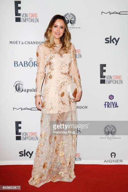 Laura Noltemeyer attends the 'E Entertainment Influencer Suite' a red carpet live viewing event of the 89th Academy Awards by the payTV station E...